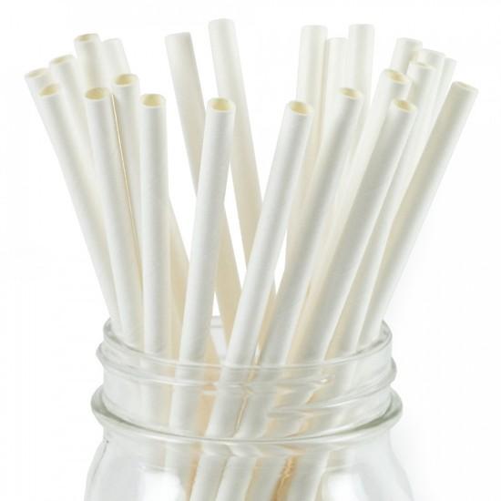 Sử dụng ống hút giấy bảo vệ môi trường
