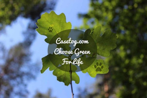 Casetog - Choose Green for Life